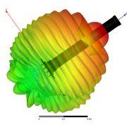 5.8 GHz Radiation Overlay