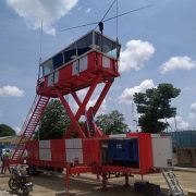 MOBILE ATC TOWER WITH LED MULDIPOL 1