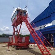 MOBILE ATC TOWER WITH LED MULDIPOL 2